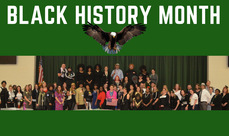 Cover photo of the Black History Month album