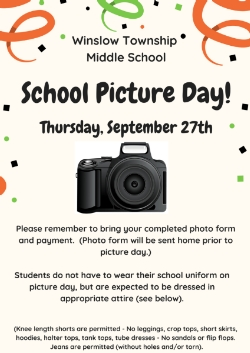 Picture Day @WTMS